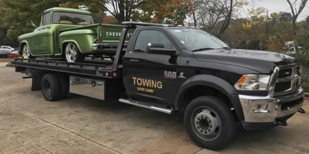 Local Roswell towing